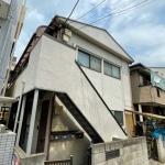 中央線高円寺駅徒歩7分の2階建アパート(外観)